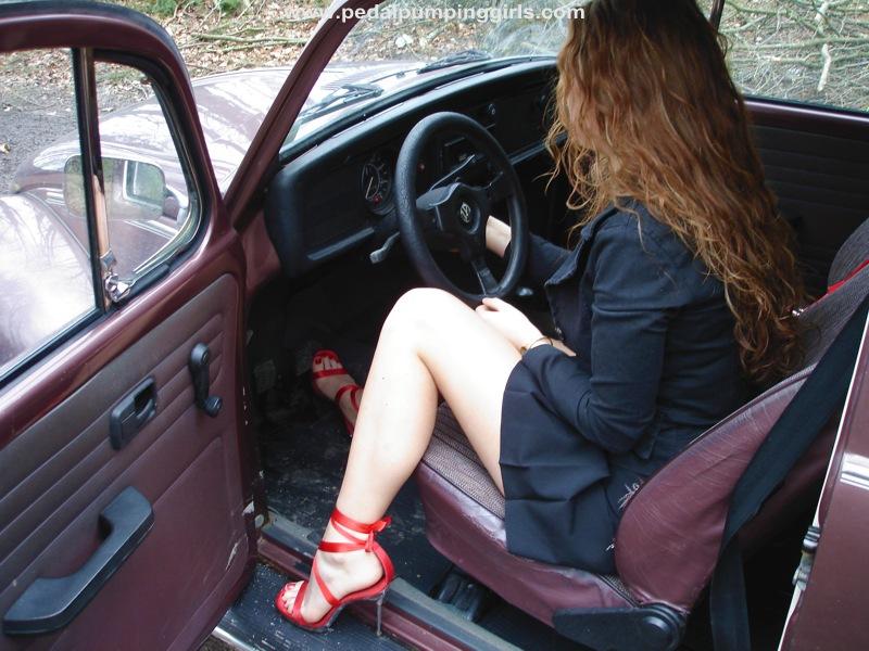 Юбка На Машине
